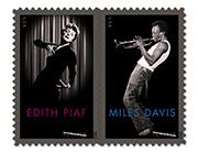 miles_davis_edith_piaf_stamp