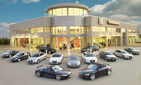 Car Dealerships Mailing List