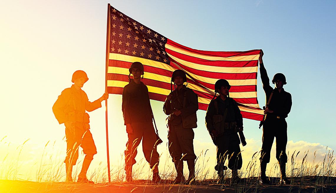 Veterans Mailing List